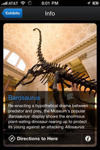 Dinosaurs will always entertain kids!