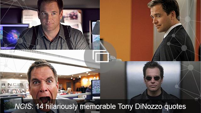 NCIS Dinozzo quotes