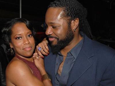 Malcolm-Jamal Warner and Regina King engaged?