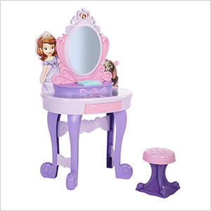 Jakks pacific sofia talking enchanged vanity | Sheknows.ca