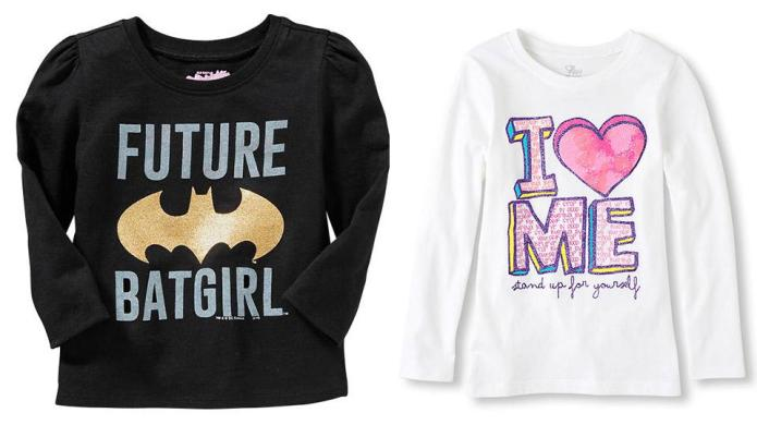 20 Shirts for girls that aren't