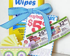 Diaper gift pack