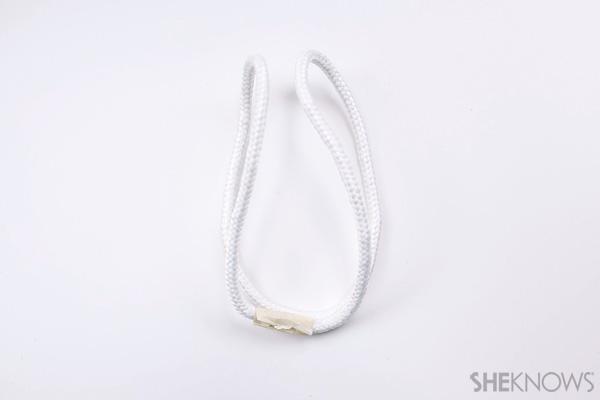 DIY mother-daughter embroidered rope bracelets | SheKnows.com