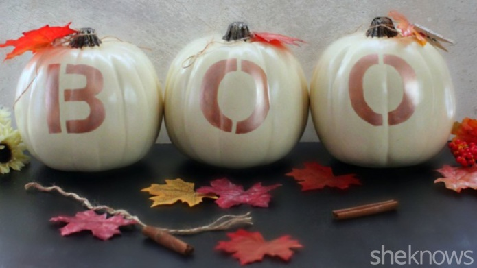 How to decorate for fall with