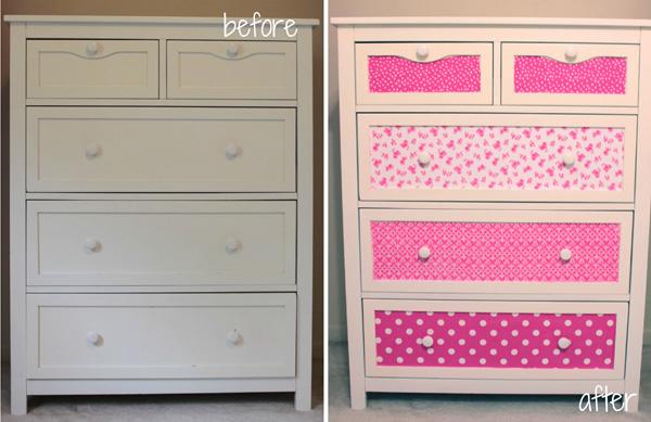 DIY Dresser refurbishing