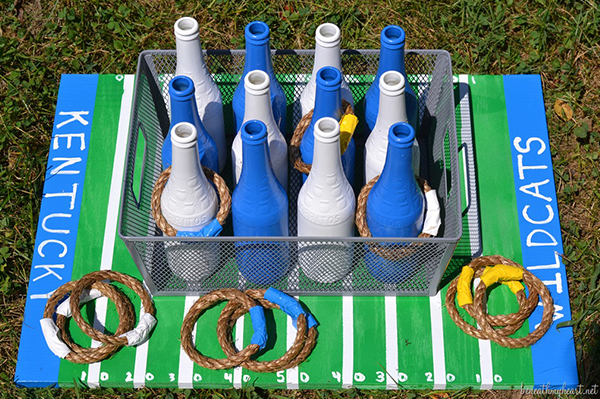 DIY ring toss game | Sheknows.com