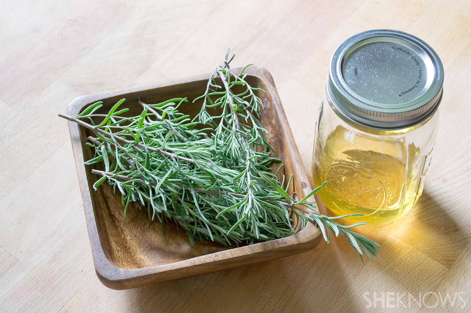 herbal infused oils