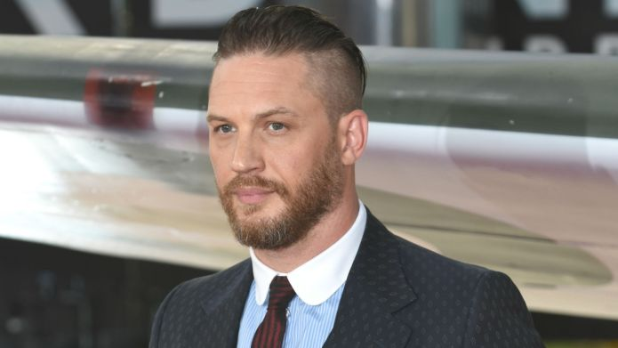 Reminder: Tom Hardy Is Super Intense