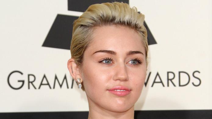 Miley Cyrus enters the NYC Porn