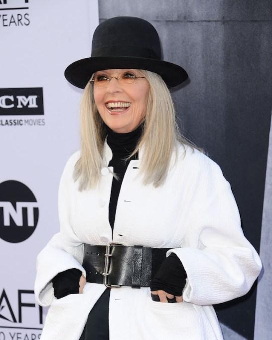 These female celebs love being single: Diane Keaton