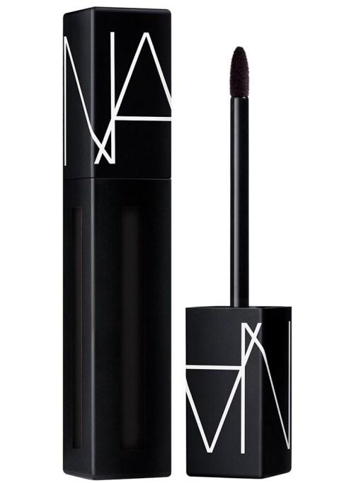 NARS's Powermatte Liquid Lipstick: Lip Pigment in Paint It Black | 2017 Makeup trends