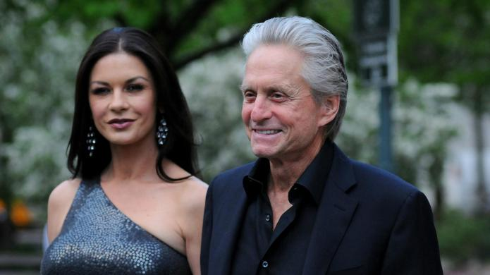 Douglas & Zeta-Jones: Strong marriage at