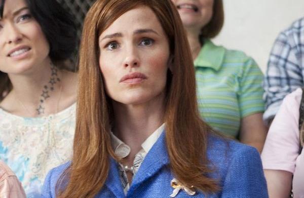 Jennifer Garner plays evil butter lady