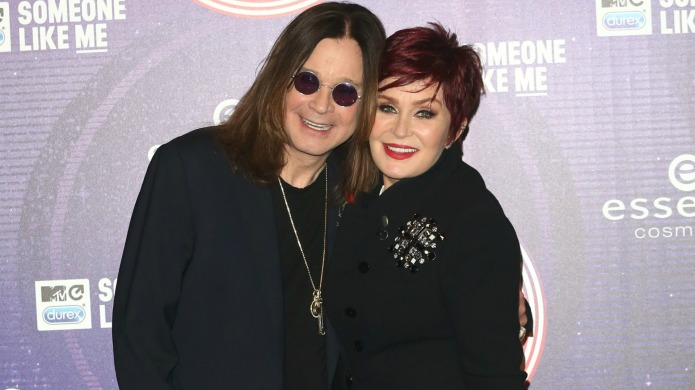 Turns out Sharon and Ozzy Osbourne