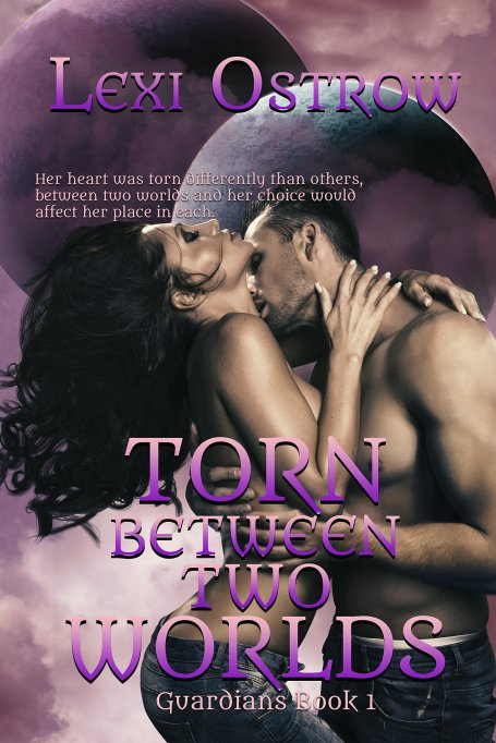 torn between two worlds by lexi ostrow