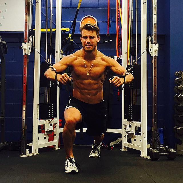 Paulie Calafiore gym owner