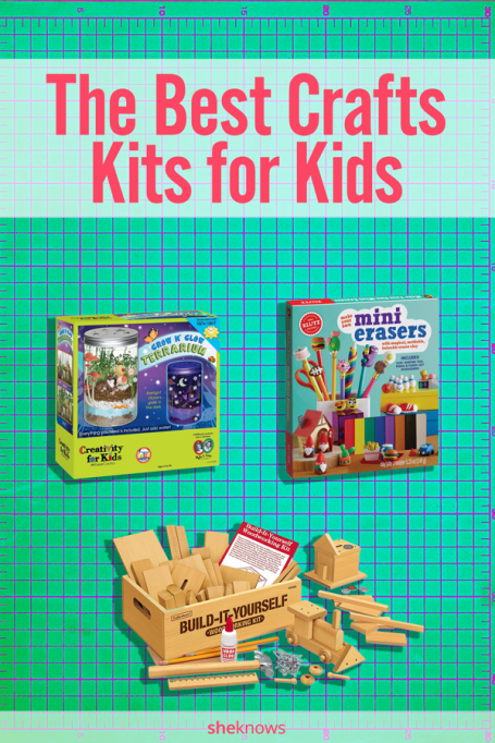 The Best Craft Kits for Kids