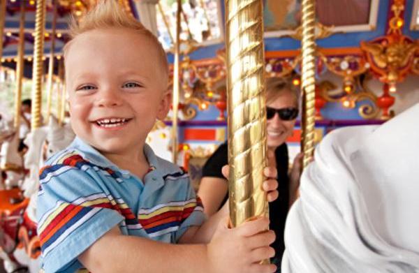 Amusement park essentials
