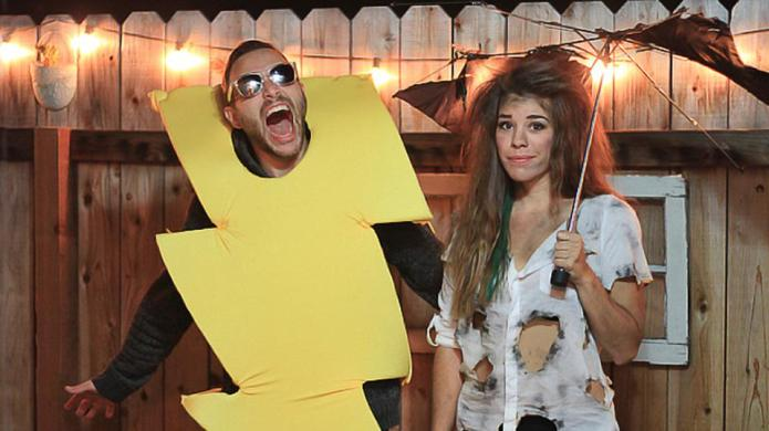 50 Last-minute couples' Halloween costumes that