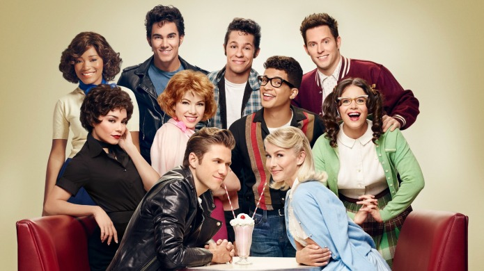 'Grease: Live!' cast: Where you've seen