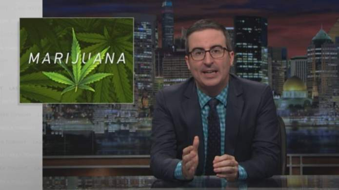 Last Week Tonight Warns That America's