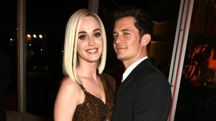 Katy Perry and Orlando Bloom Aren't