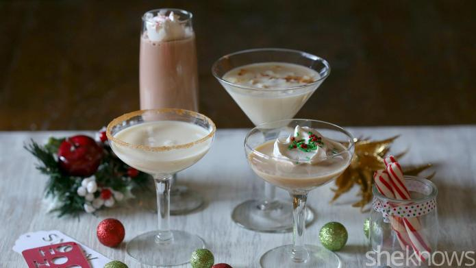 4 Cookie-flavored holiday cocktails that are