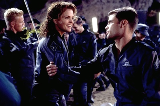 Starship Troopers is the pinnacle of movies so bad they're good