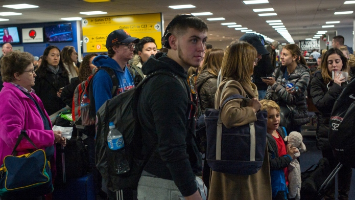 Canada's shadowy new airport security system