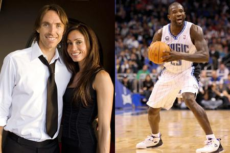 Suns' Steve Nash involved in baby