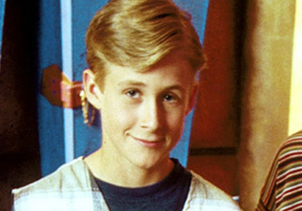 Ryan Gosling on the Mickey Mouse Club