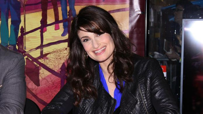 Idina Menzel on the dating scene: