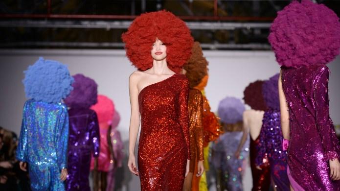 15 photos proving London Fashion Week
