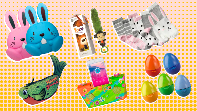 15 Easter/Passover Gifts for Your Kids