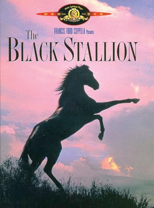 'The Black Stallion' movie poster