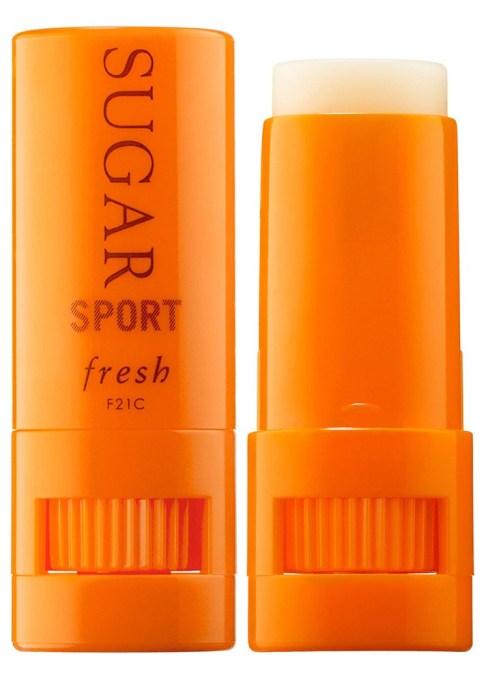 Best Travel Beauty Products: Fresh Sugar Sport Treatment Sunscreen SPF 30 | Travel 2017