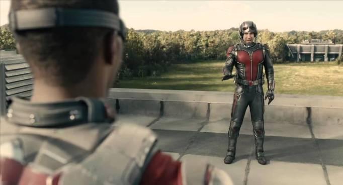 Falcon in Ant-Man