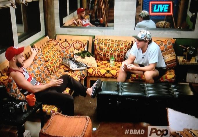 Paulie & Frank Big Brother