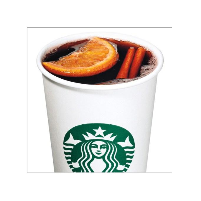 Mulled Fruit Drinks Starbucks