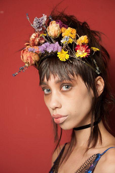 Sophia Webster geisha lips