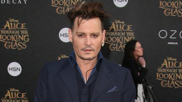 Ellen DeGeneres Called Johnny Depp Out
