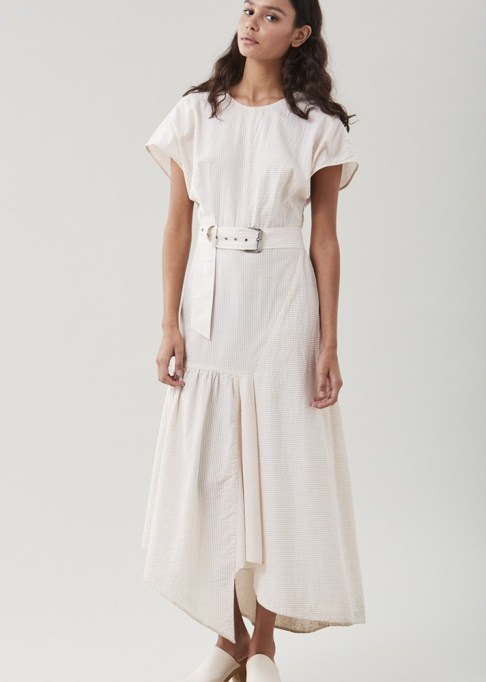 Best Boho Wedding Dresses To Match Your Style: Rachel Comey Steady Dress | Summer Wedding Trends 2017