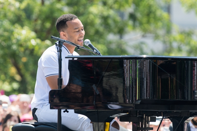 The Most Famous Celebrity From Ohio: John Legend