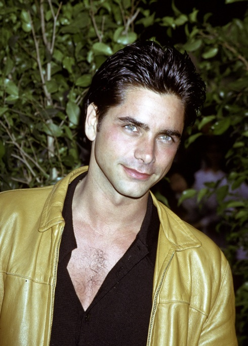 The best of John Stamos' hair: John Stamos in 1994