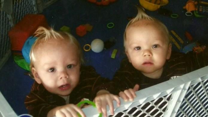Dad uses tragic loss of twin