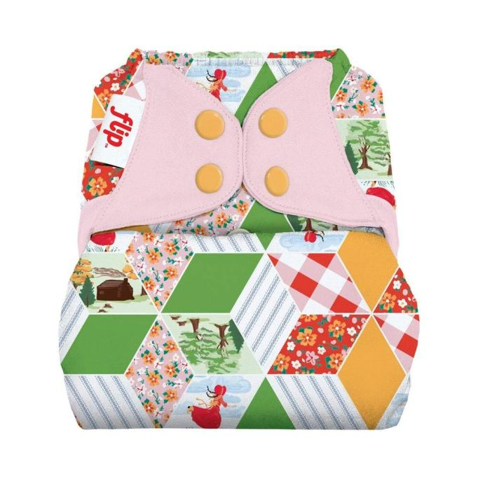 Flip One-Size Diaper Cover