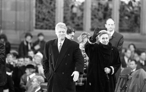 clintons-through-the-years-1995
