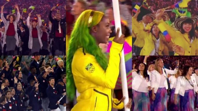 Olympics 2016 fashion