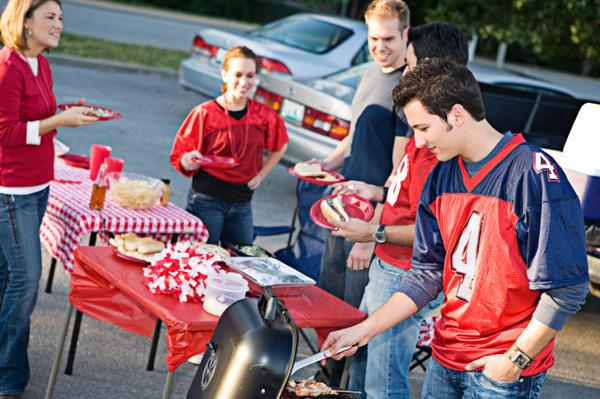 Foods that travel: Tailgate party recipes