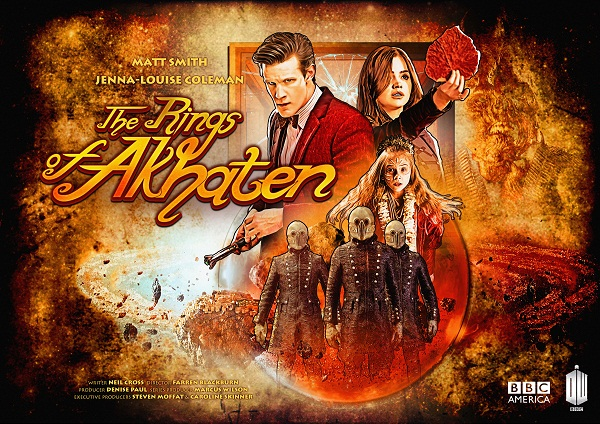 Doctor Who Movie Posters